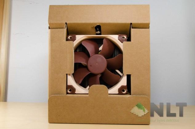 Noctua NH-U9S cooler unboxing