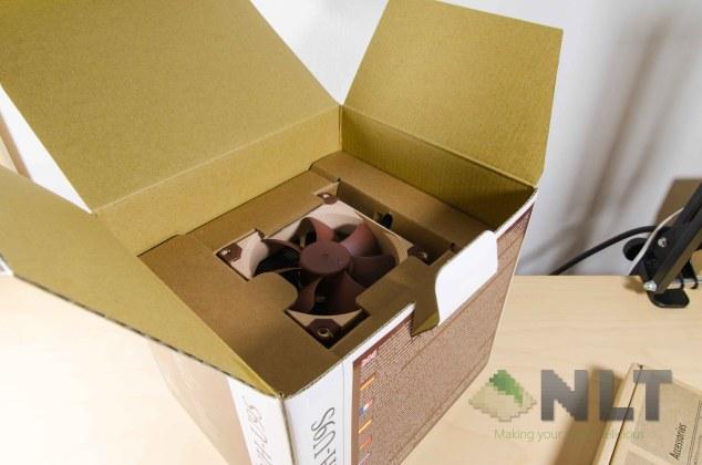 Noctua NH-U9S unboxing