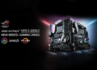 STRIX X370-F & STRIX B350-F Gaming header