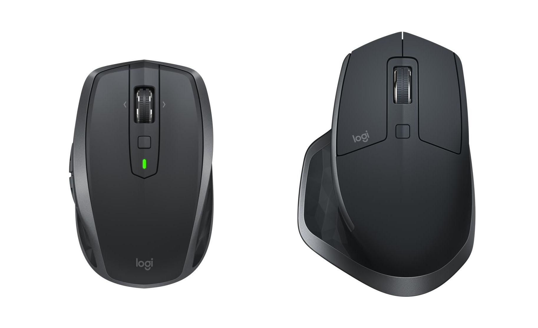 New Logitech MX Mice Comes With Logitech Flow | Nasi Lemak Tech