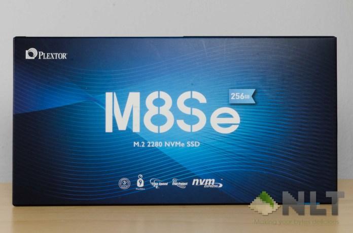 Plextor M8Se box