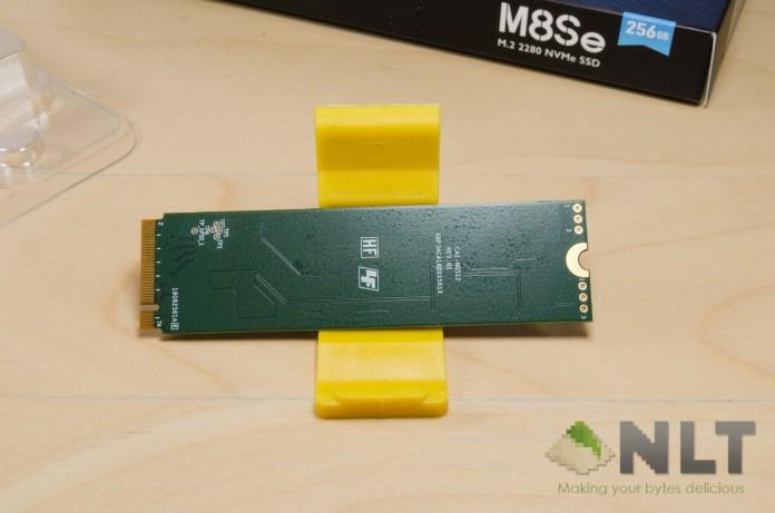Plextor M8Se rear PCB