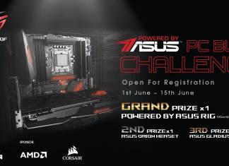 Powered By ASUS PC Build Challenge