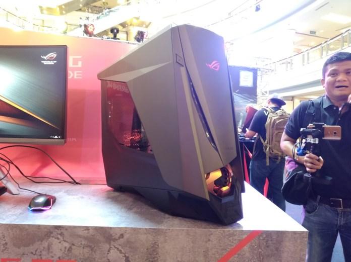 ASUS ROG GX501 Zephyrus; ROG GT51CH; STRIX GD30