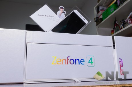 ZenFone 4 Selfie Pro Media Appreciation Package Unboxing