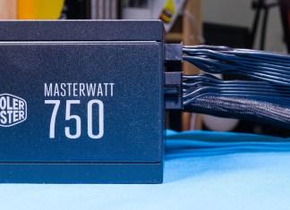 Cooler Master MasterWatt 750 header
