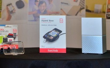 Western Digital Launches My Cloud Home; SanDisk iXpand Base & 400GB microSD Card