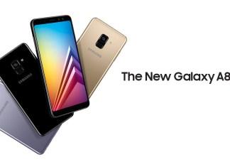 Galaxy A8 (2018) Galaxy A8+ (2018)