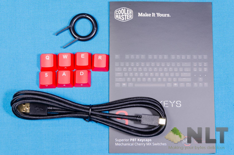 Review - Cooler Master MasterKeys S PBT | Nasi Lemak Tech