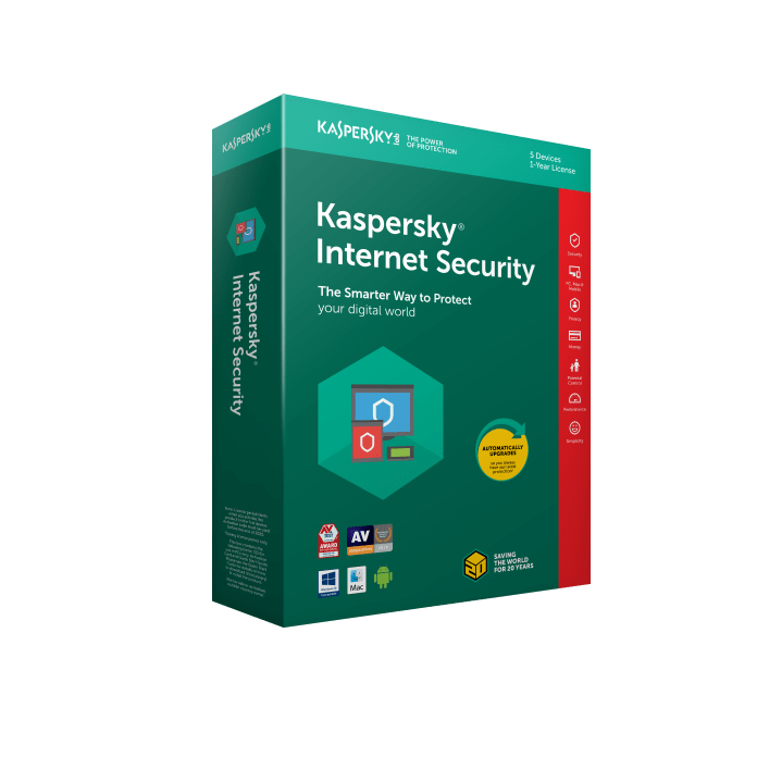 Kaspersky Household 2.0 - Flagship Home Security Solutions 2