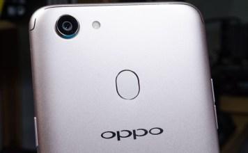 OPPO F5 header