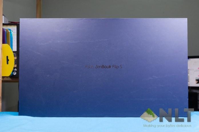 ASUSZenBook Flip S