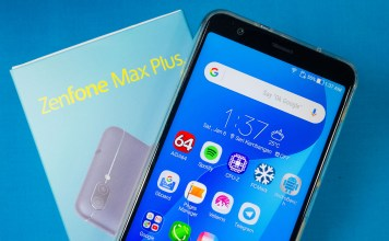 ASUS ZenFone Max Plus (M1) header