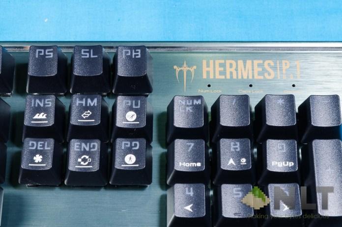 GAMDIAS HERMES P1 RGB