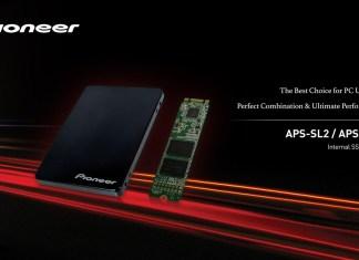 Pioneer APS-SL2 and APS-SM1