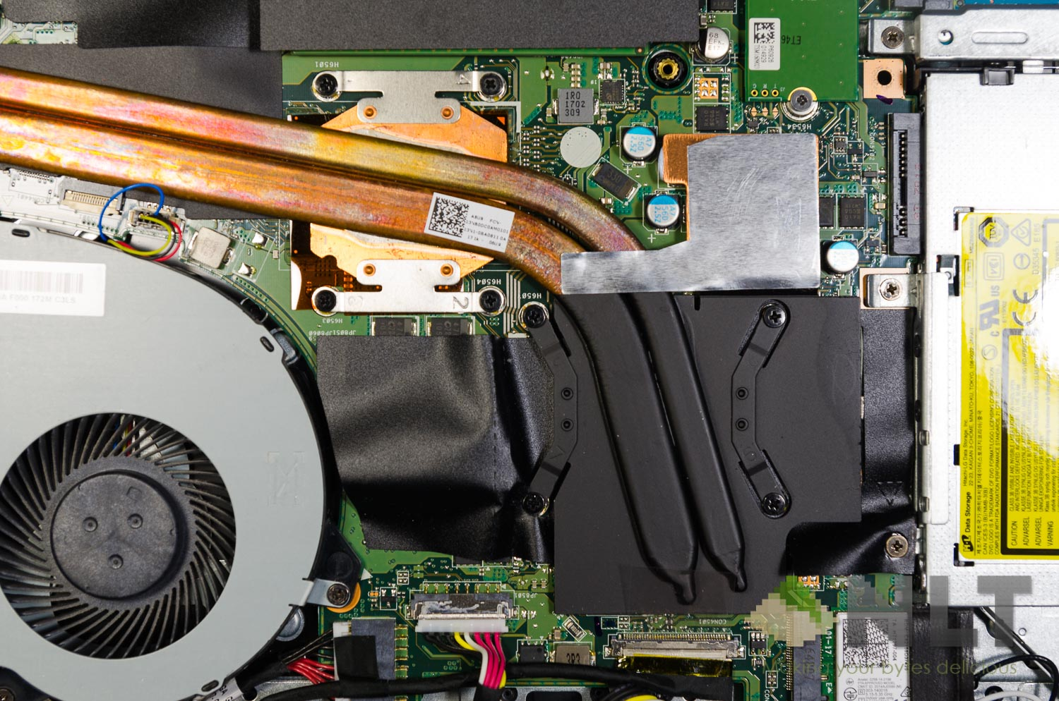 Experiment - Reapply Thermal Paste & Undervolt CPU For
