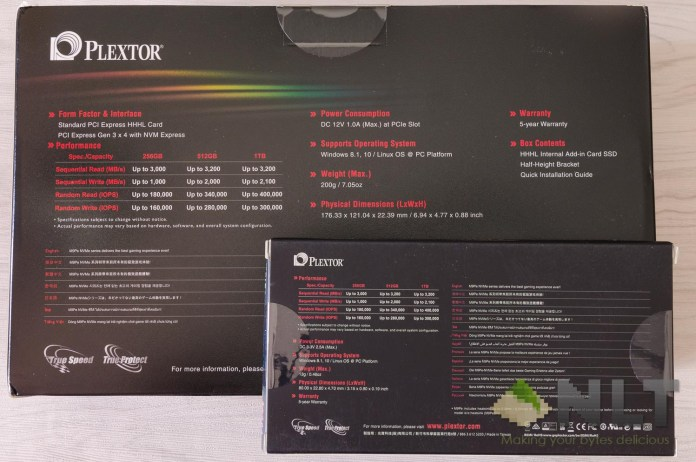Plextor M9PeY