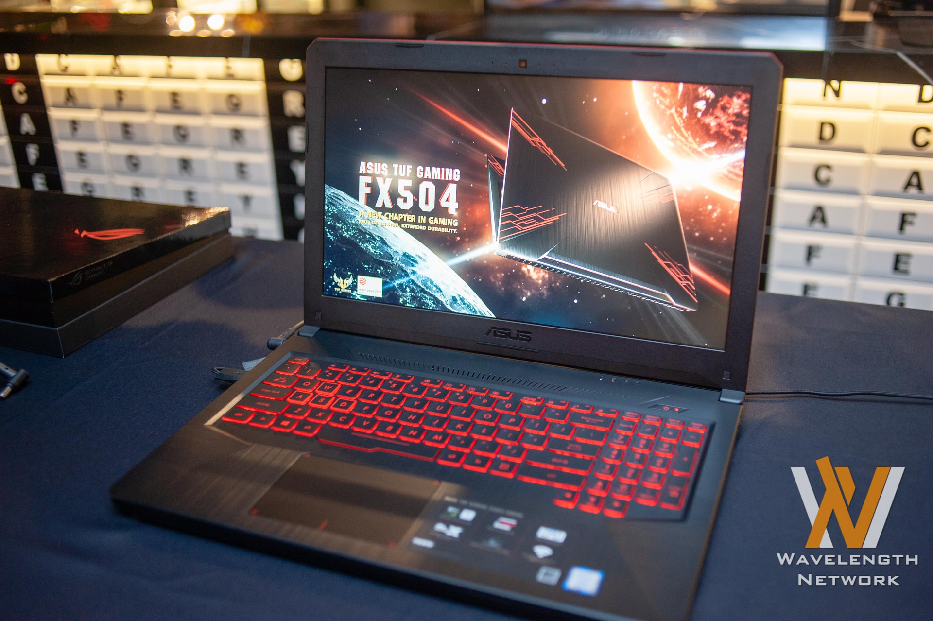 ASUS Launches New TUF Gaming & ROG Laptops With 8th Gen