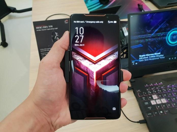 Make Your Phone To Look Like ASUS ROG Phone | Nasi Lemak Tech