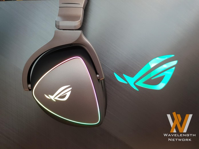 ROG Delta RGB Quad-DAC Gaming Headset