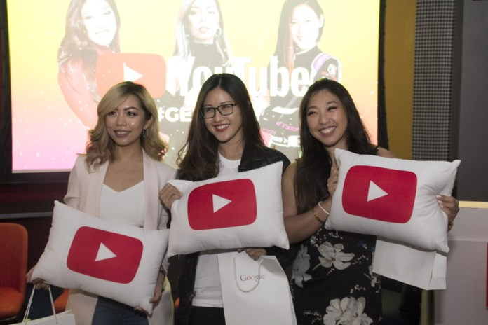 YouTube Female Creator #GenYTMY