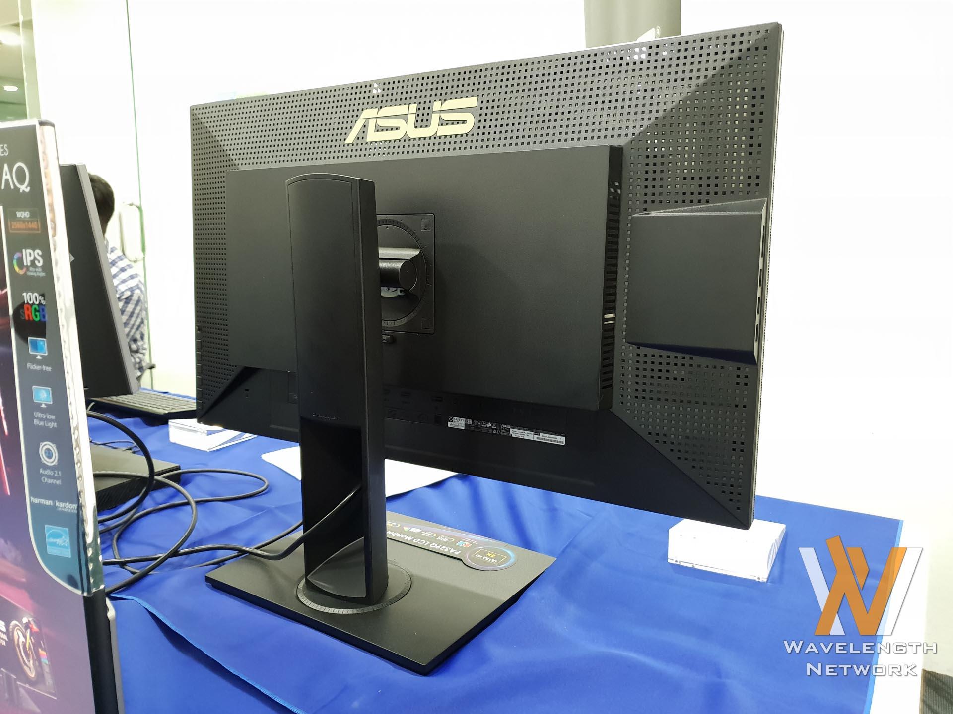 Asus Showcases Latest Monitors Shows New Proart Pa329q 4k 144hz Monitor Vc239h Eye Care Frameless 23 Full Hd Ips Speaker Tuv