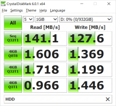 HDD in Silent mode