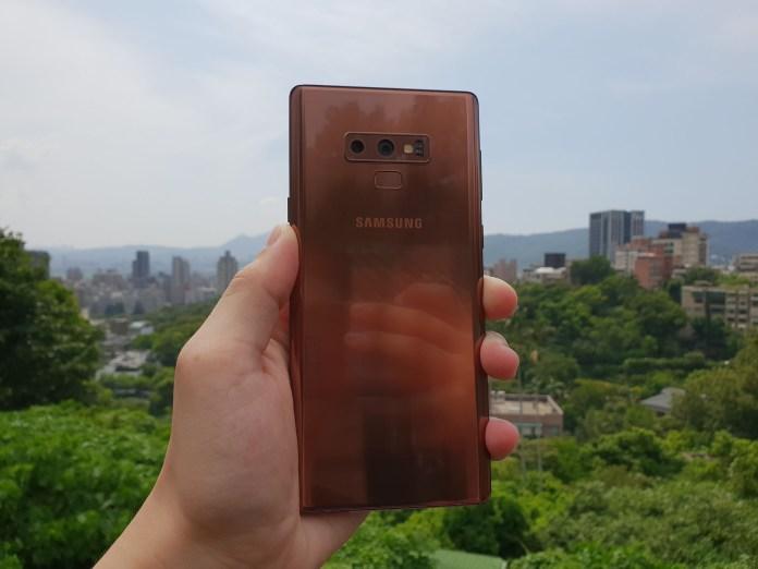 Samsung Galaxy Note9 Travel Taipei (3)