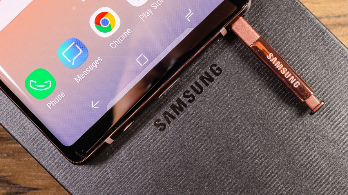 Editorial - We Used Only The Samsung Galaxy Note9 For Traveling