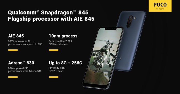 Updated Xiaomi Pocophone F1 Arrives In Malaysia Price Availability Announced Nasi Lemak Tech