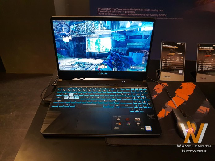 ASUS Launches ROG Phone & TUF Gaming FX505/FX705 Laptops | Nasi
