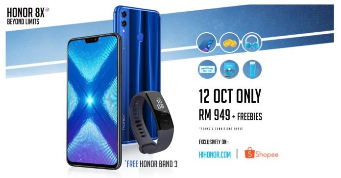 Honor 8X Online Sale