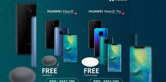 Huawei Mate 20 prices