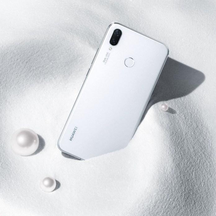 Huawei Nova 3i Pearl White