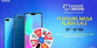 Honor Malaysia's Brings Back #Fansgiving Campaign