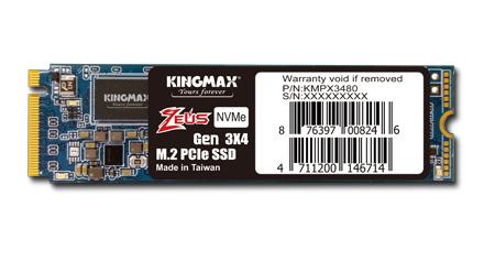 KINGMAX Zeus PX3480