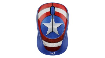 Logitech M238 MARVEL Collection Captain America