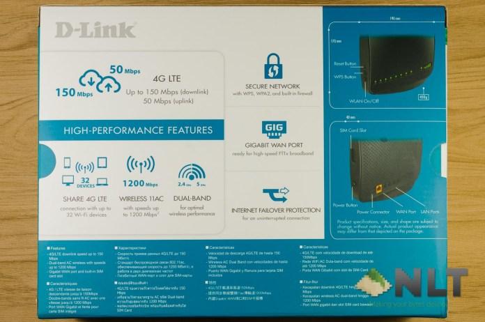 D-Link DWR-953 4G Router Modem