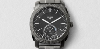 Google Fossil smartwatch