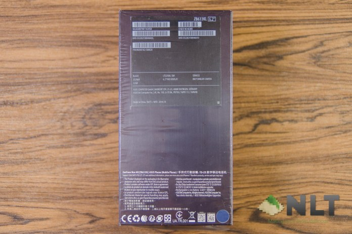 ASUS ZenFone Max (M2)
