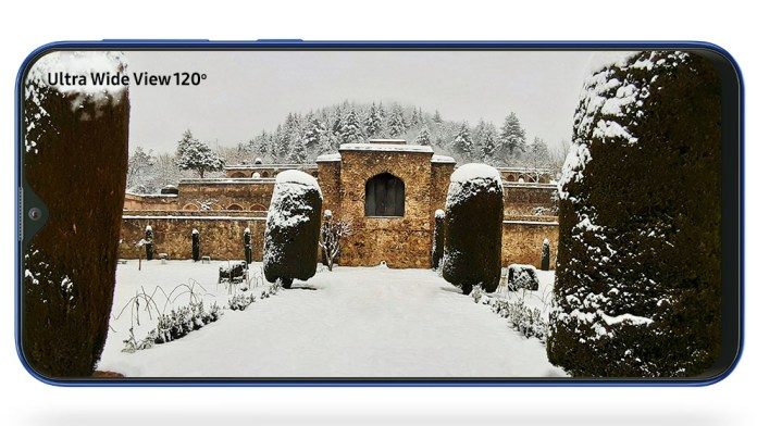 Samsung Galaxy M20 renders