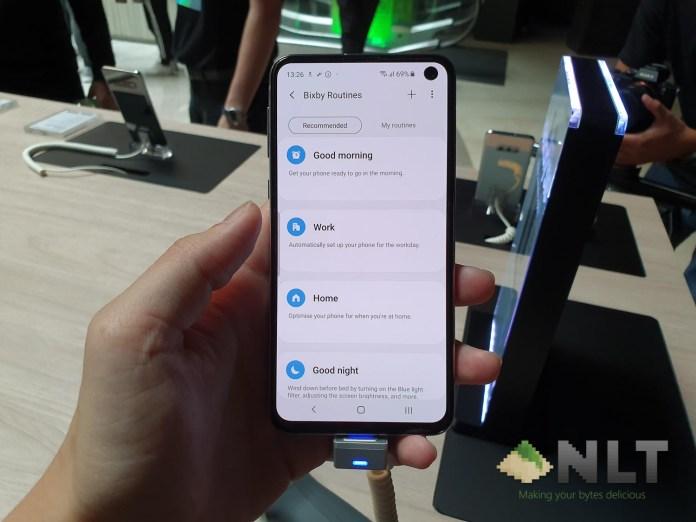 Samsung Galaxy S10e Sky Avenue Genting