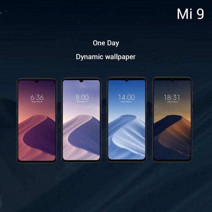 Xiaomi Mi 9 China launch