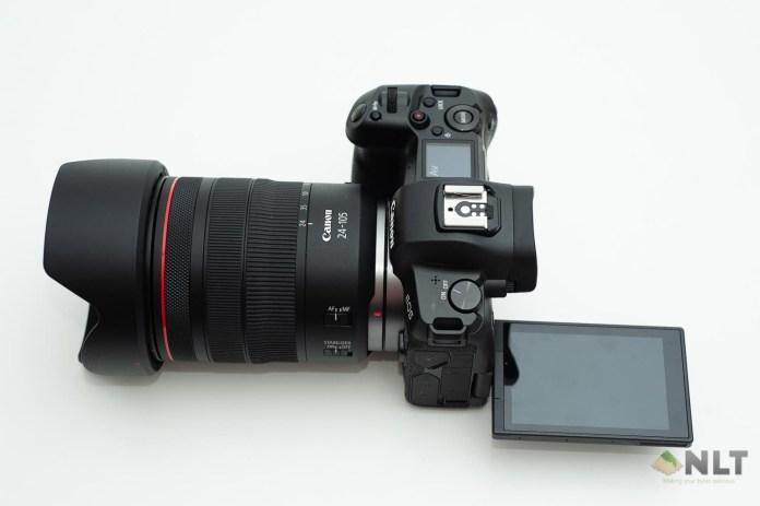 Impressions - Canon EOS R Mirrorless Full-Frame Camera 3