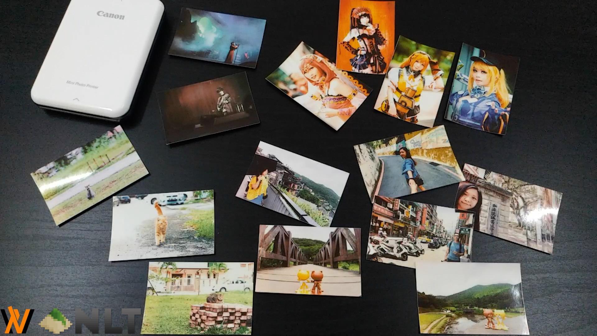 Review - Canon Mini Photo Printer (PV-123) | Nasi Lemak Tech