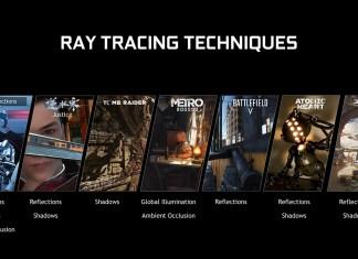 NVIDIA ray-tracing driver