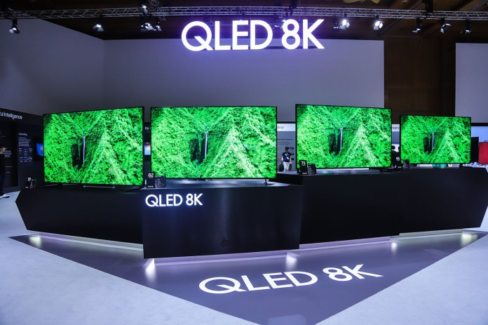 State of TVs: LG sticks to OLED as Samsung branches to