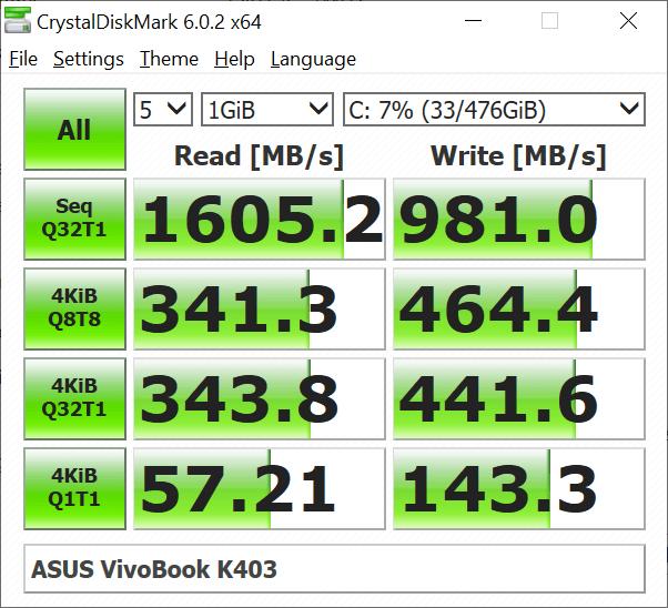 Review - ASUS VivoBook K403 8