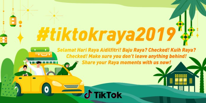 #TikTokRaya2019