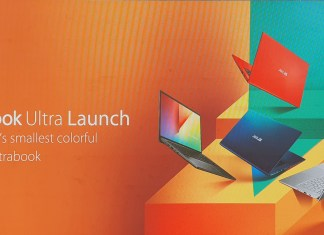 VivoBook Ultra launch